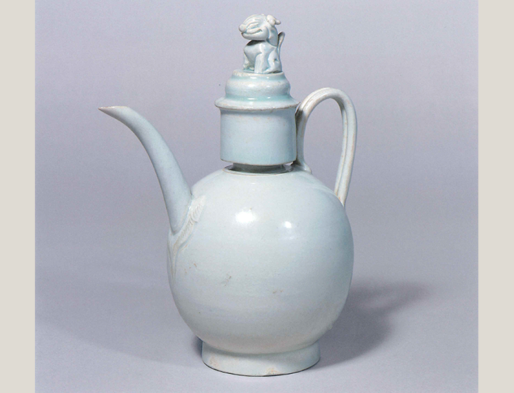 Celadon and White Porcelain