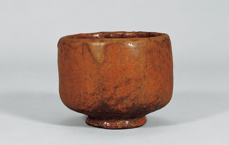 Raku Tea Bowls and Splendor of Kyoto